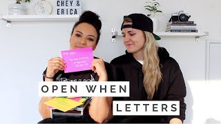 STORYTIME: OPEN WHEN LETTERS *EMOTIONAL*