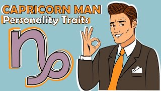 Understanding CAPRICORN Man    Personality Traits