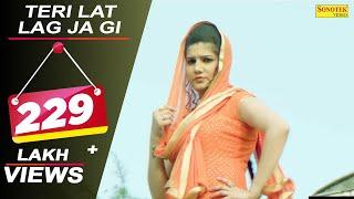 Sapna Choudhary - TERI LAT LAG JAGI | Rikky Raaj, Ruchika Jangid | Popular Haryanvi Dj Songs 2017