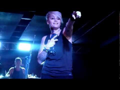 Otep - Battle Ready @ Backstage Live - San Antonio, TX
