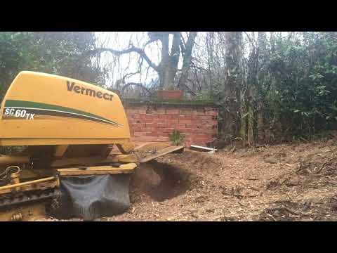 Preview video Timelapse - Fresaceppi Vermeer SC60TX - Parte 2
