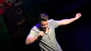 Joe McElderry - Fahrenheit - Lichfield Garrick