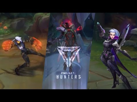 PBE Preview: PROJECT Vi, Jhin & Vayne