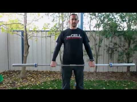 Barbell Rack Delivery