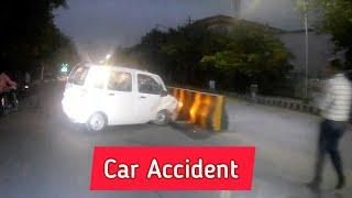 Car Accident #Accident #RoadAccident