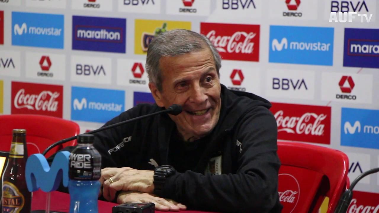 Conferencia - Perú 1 - 1 Uruguay (15/10/19)