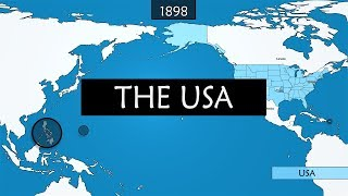 The United States Of America - Summary Of The Countrys History