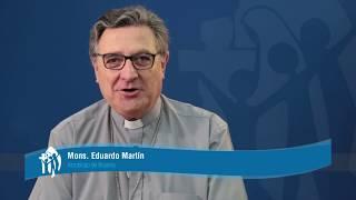 [VIDEO] El arzobispo de Rosario animó a participar del II Encuentro Nacional de Juventud