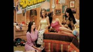 the donnas - it's on the rocks