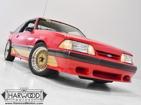 Video of '89 Mustang - Q0SP