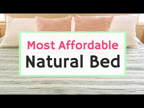 Affordable Non-toxic Mattress | Sleep On Latex Review
