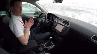 Volkswagen Tiguan: Лучшая навигация на Android в штатной системе, без замены головного устройства.