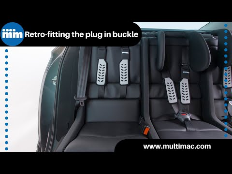 Retro Fitting the Plug in Buckle