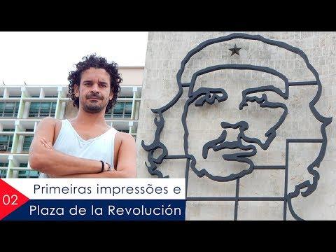 Veja as Primeiras impressões de um Turista em Cuba