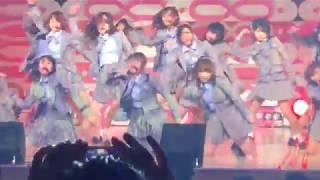 AKB48 チーム8 福岡公演 「NO WAY MAN」昼公演