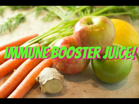 Video Juice to Boost Your Immune System