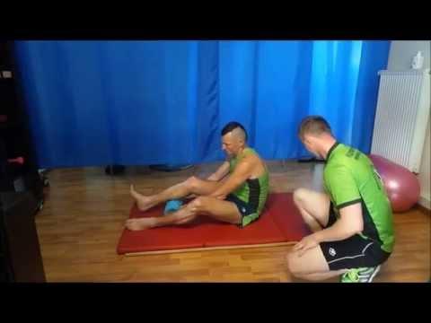 Ćwiczenia mięśni mięśnia gruszkowatego
