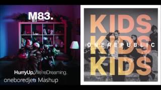 Kids In Midnight City - M83 vs. OneRepublic (Mashup)