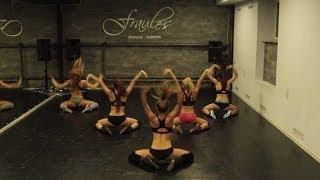 DHQ Fraules Dance Studios Twerk Choreography