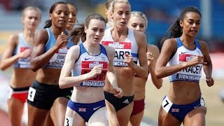 Women's 800m At British Athletics Championships 2018