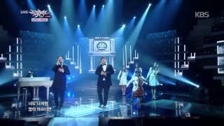 [HIT] 뮤직뱅크-2BIC - 우리 다시 사랑한다면(If We Love Again).20150102