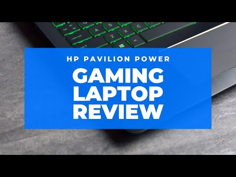 HP Pavilion Power 15 inch Gaming Laptop | Review | Best In Price