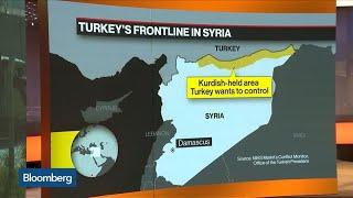 Turkish Troops Begin Offensive in Syria