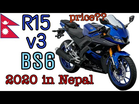 R15 v3 bs6 2020 in Nepal || Upcoming Bikes in Nepal || Specs with Price and Launch Date??