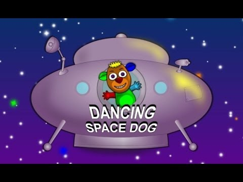 Video of Dancing Space Dog