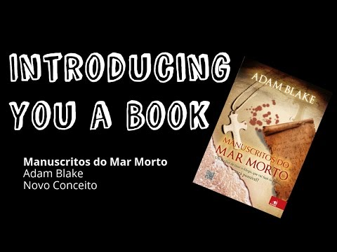 Resenha Manuscritos do Mar Morto | Introducing you a Book