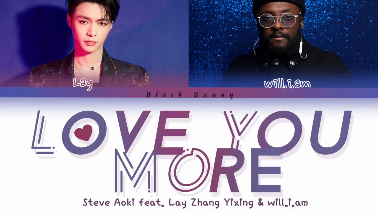 "Steve Aoki Lyrics -- ""Love You More"""