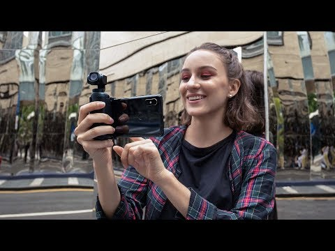Vmate:Palm-sized gimbal camera with all your needs-GadgetAny