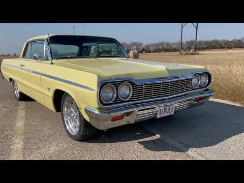 1964 Chevrolet Impala SS (CC-1422614) for sale in Palmer, Texas