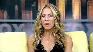 """Sheryl Crow interviewed by MyFoxNY about """"One A Day Women's"""" Feeding America Campaign"""
