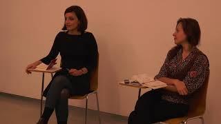 SEÇBİR Konuşmaları 32: Nora Tataryan ve Aslı Kırbaş – Biz O Konuyu Daha Görmedik – 17.12.2013