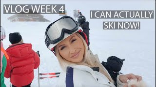VLOG WEEK 4 | SKI WEEK IN THE FRENCH ALPS