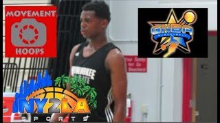 Arizona ST Commit Mike Foster is the NUMBER ONE freshman in Wisconsin!! FULL NY2LA GNBA HIGHLIGHTS!!