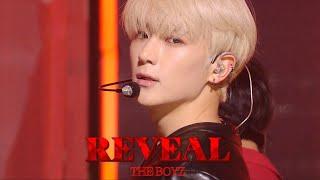 THE BOYZ(더보이즈) - REVEAL @인기가요 Inkigayo 20200216