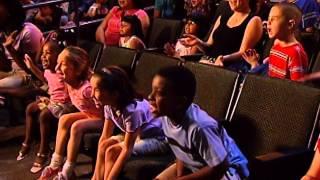 Barney's Colorful World! Live! - Clip