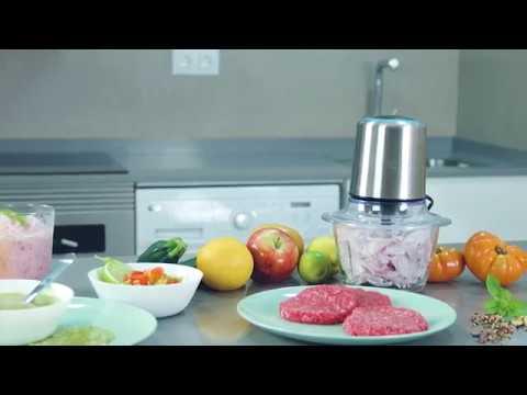 Picadora eléctrica Titan Glass 1000 Cecotec