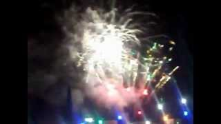 preview picture of video 'זיקוקים בשמי רחובות תשעב2-Fireworks in the sky rehovot 2'
