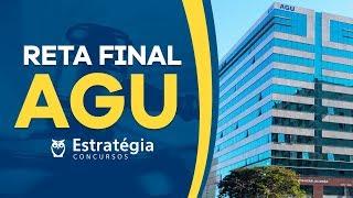 Reta Final AGU: Direito Administrativo