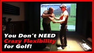 Fix Your Shoulder Turn No Matter Your Flexibility - RoadShow Lesson 23