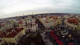 preview picture of video 'Prague 2014 - GoPro Hero 3 Black'