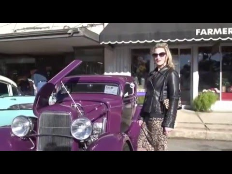 Hot Rods and Hatters 2016