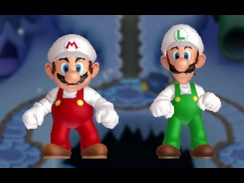 Newer Super Mario Bros Wii - All Castles (2 Player
