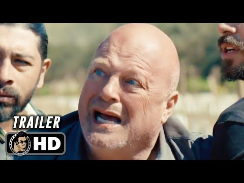 COYOTE Official Trailer (HD) Michael Chiklis
