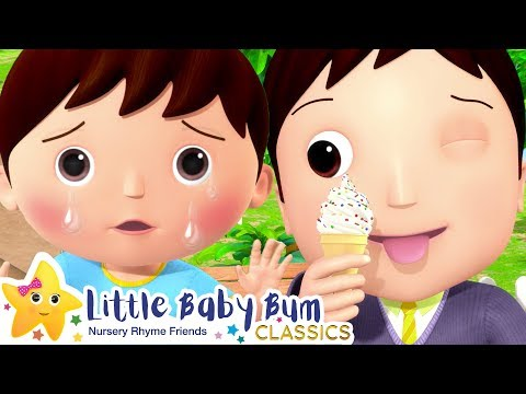 I Don't Want to Say Thank You! | Nursery Rhymes and Kids Songs | Baby Songs | Little Baby Bum