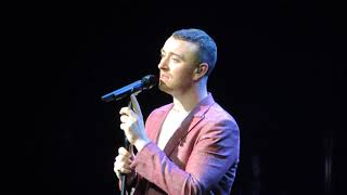 Sam Smith - The Thrill Of It All - Sheffield - FlyDSAarena