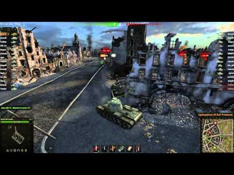 World of Tanks Still Bossing in KV-3 8 kills